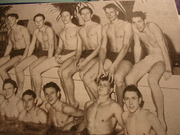 Swimming Team of HHS, 1944