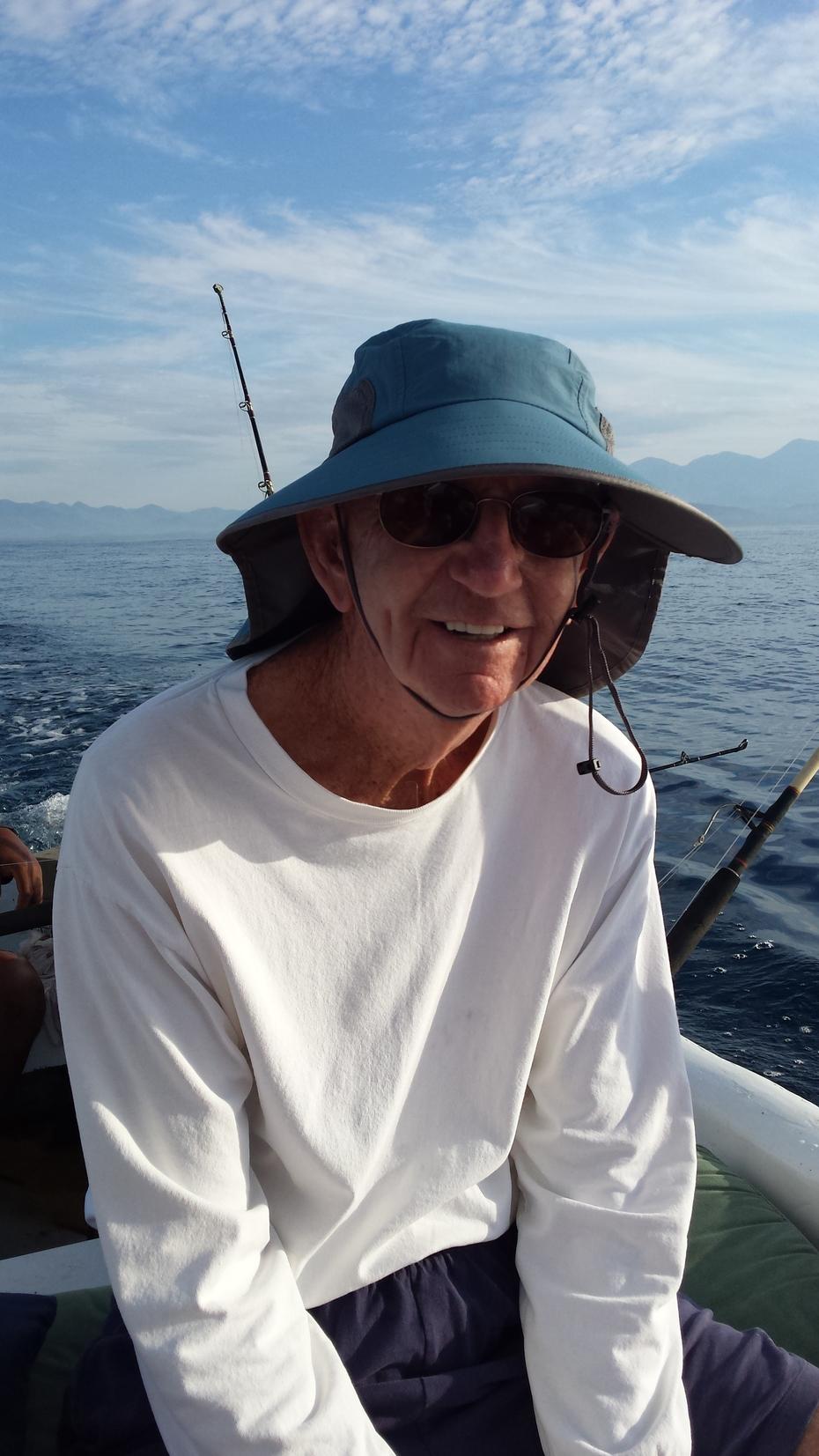 Dad in Mexico 15