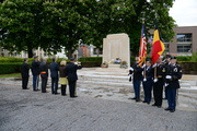 2013 Memorial Day Ceremony Oudenaarde