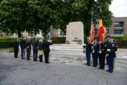2013 Memorial Day Ceremony Oudenaarde