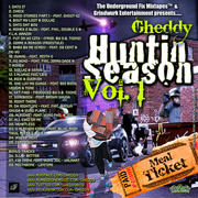 Gheddy Huntin' Season Vol. 1