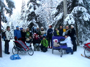 Taiga Trekkers - Hiking with Kids