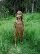 Forest mud fairy