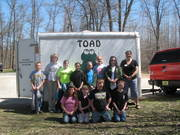TOAD trailer - Teaching Outdoor Awareness & Discovery