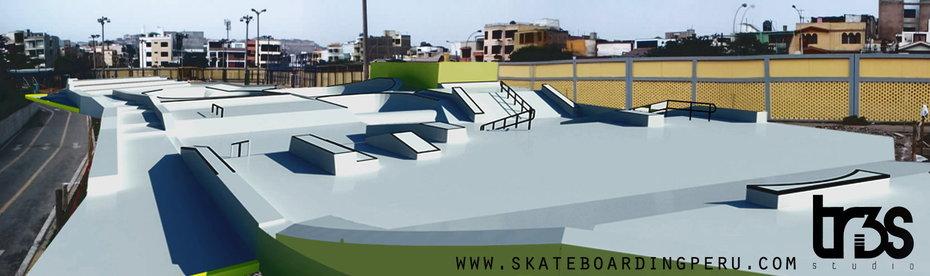 Surco Skatepark Loma Amarilla 2