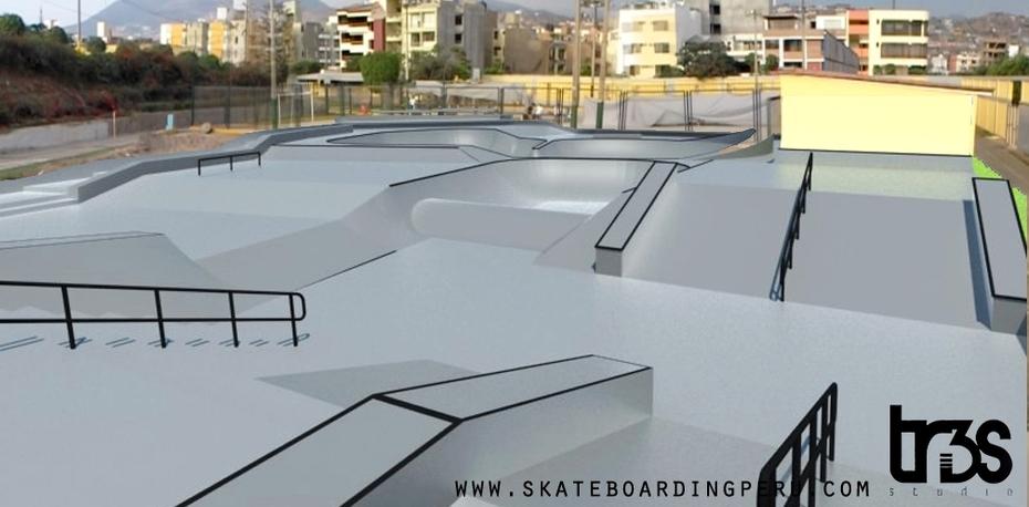 Surco Skatepark Loma Amarilla 3