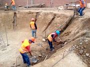 SKATEPARK SAN MARTIN DE PORRES EN CONSTRUCCION 20-06-2011