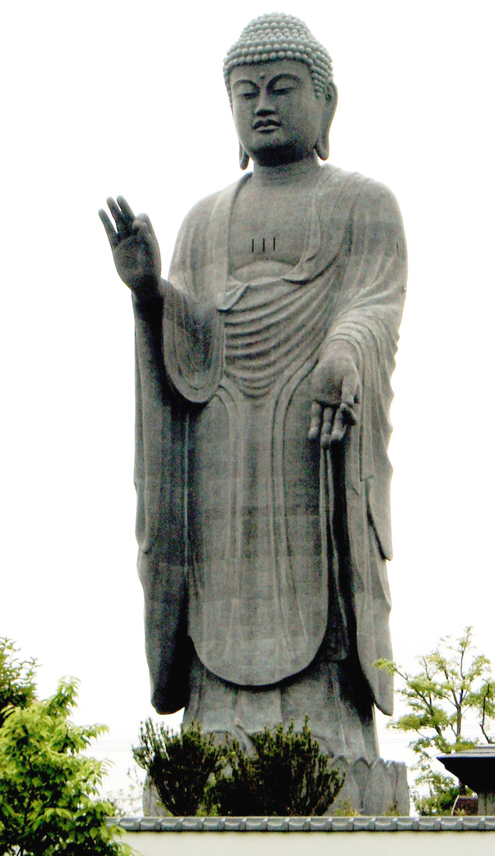 Buddha Amitabha - Buddha of Infinate light
