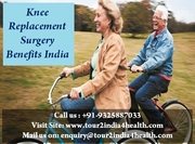 3 Benefits of Knee replacement surgery India