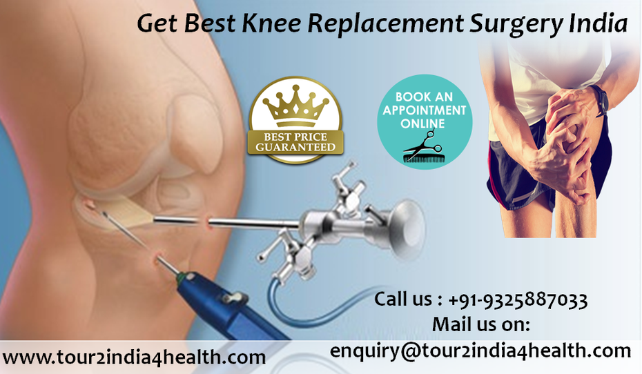Get Best Knee Replacement Surgery India
