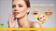 Cosmetic surgery in India Best Bet To Crack for the Global Patients