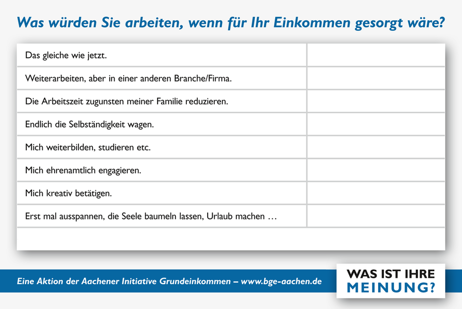 Bodenzeitung für Aachen
