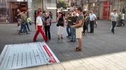 7. Internationale Woche des Grundeinkommens 2014 in Köln