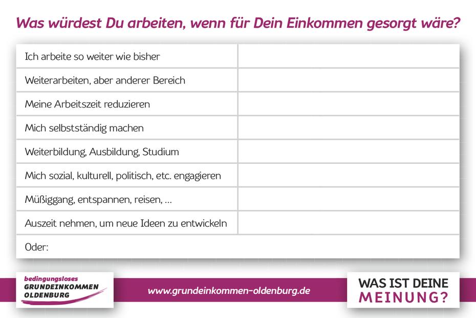 Bodenzeitung für Oldenburg