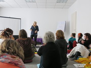 Seminar über Kinderyoga