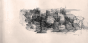 RAMKUMAR DRAWINGS FROM 60'S. KOLKATA / 01 AUGUST - 30 AUGUST 2014