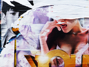 Found Collage - ChinaTown (Sydney) - October 3rd, 2011