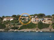 Ferienhaus von der Seeseite