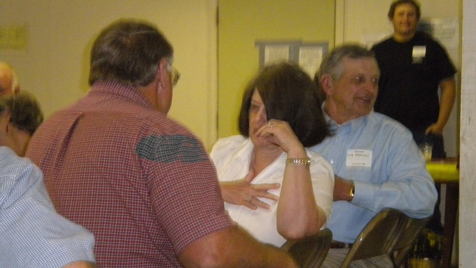 Mike, Hettie Lynn and Bob Matthew