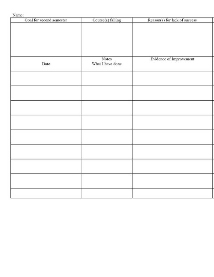 AFL Form for School Counselor