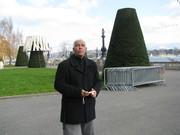 Rafael Diaz durante ITSI 2008 - Geneva