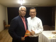 Mr Rafael-ECD And Mr Dato Dr Lim
