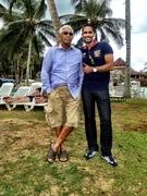Mr. Rafa y Claudio