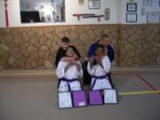 RSD Karate exams