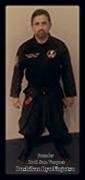 Founder of Bushikan Ryu Ninjutsu El Paso, Texas