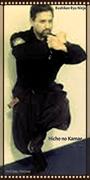Prof. Capelli Bushikan Ryu Ninjutsu