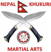 NEPAL KHUKURI MARTIAL ARTS - Logo