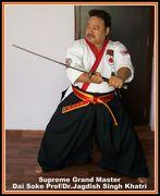 Dai Soke Dr.Jagdish Singh