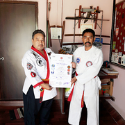 World International Combat Martial Arts Society (Br.M.P. State) INDIA