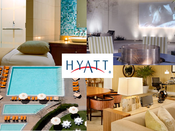 Hyatt Regency Century Plaza Hotel Los Angeles - Hidden Nest of Luxury!