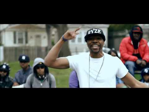 Hot New Rapper on the Ryze - Ryze Hendricks - Bless the Mic Ciphers TV