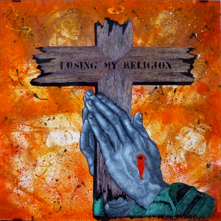 LOSING MY RELIGION (golgatha remix)