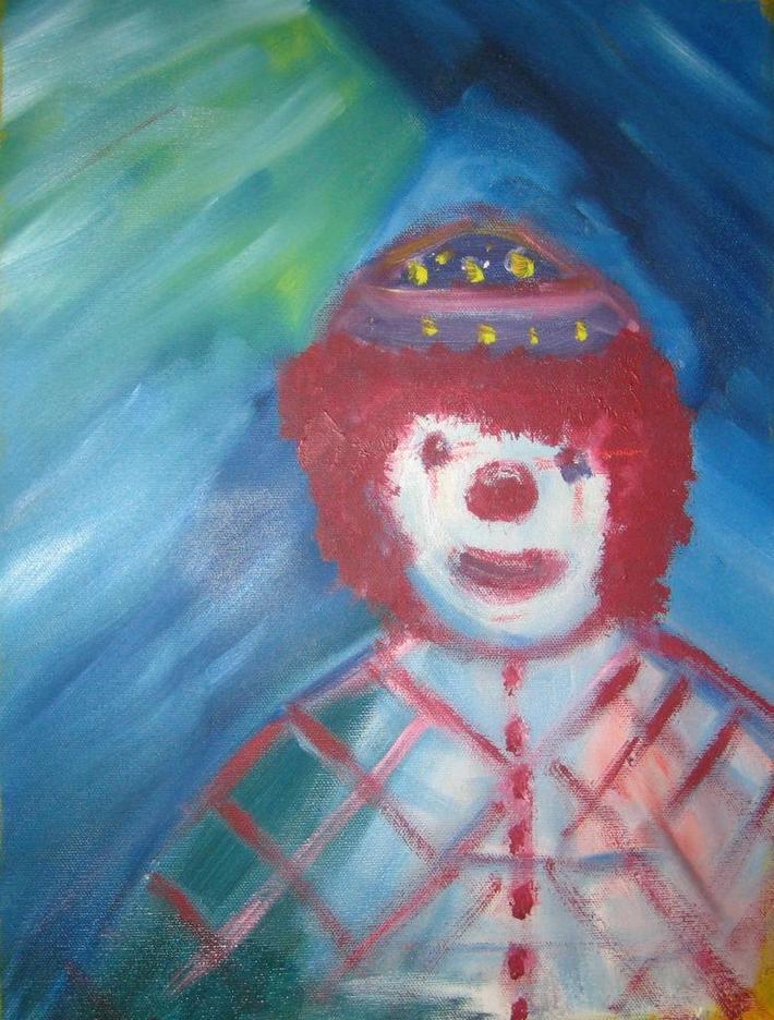 Bild Clown 2