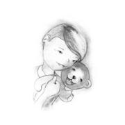 another_cube # 03 Skye und Urs // Illustration // App