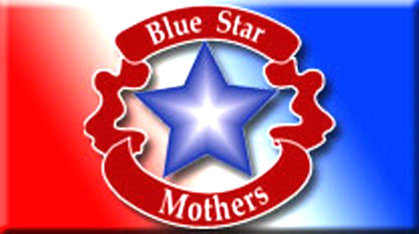 Logo BLUE STAR MOTHERS !!