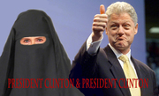 Hillary, Bill, Islam