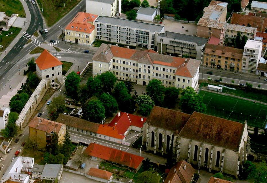 Légi belvárosi Kolozsvár