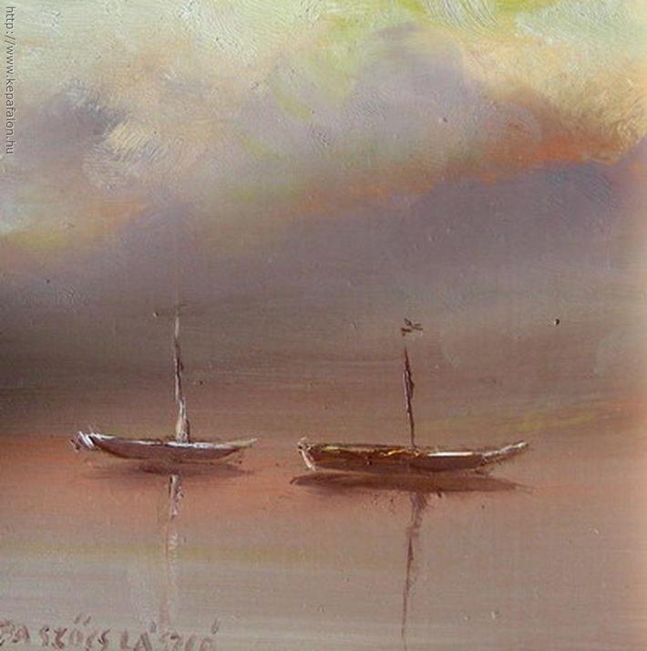 Balaton (két csónak)