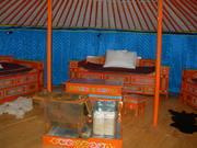 Vármezőn jurta kemping
