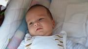 Gergő baba, a kis unokám