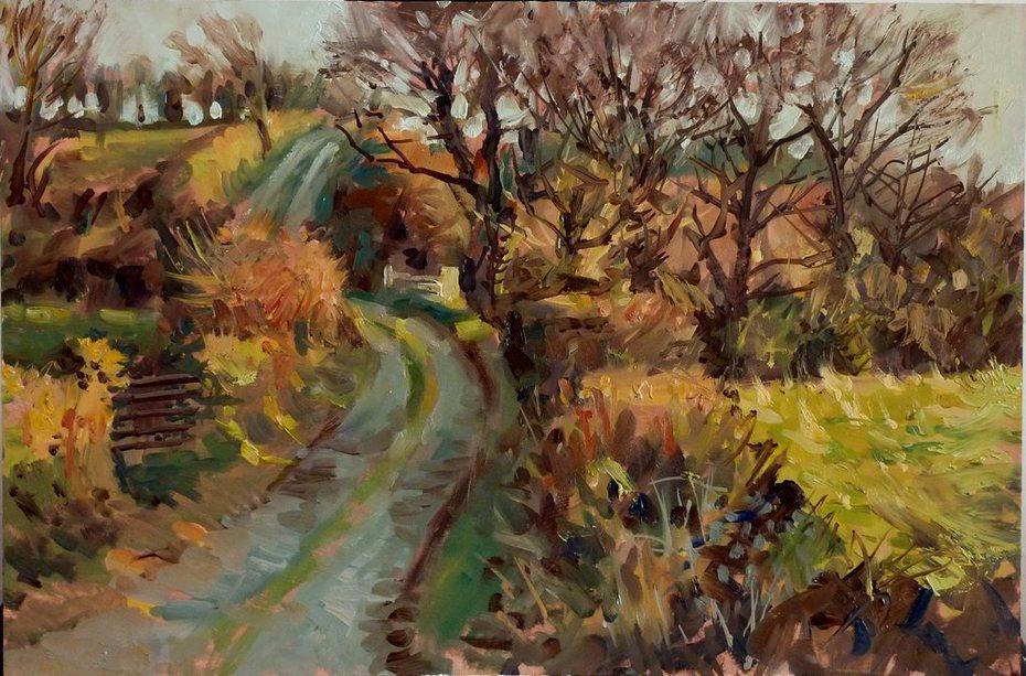 Farm Track off the Newline Road