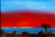 November Rosslare dawn