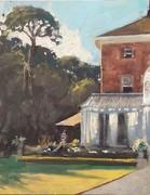 Aperitifs in the Garden, Marlfield House