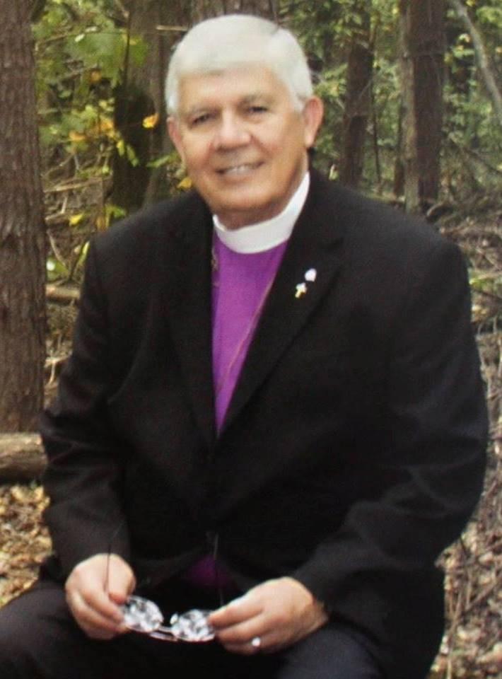 Bishop Jerry L. Ogles, AOC