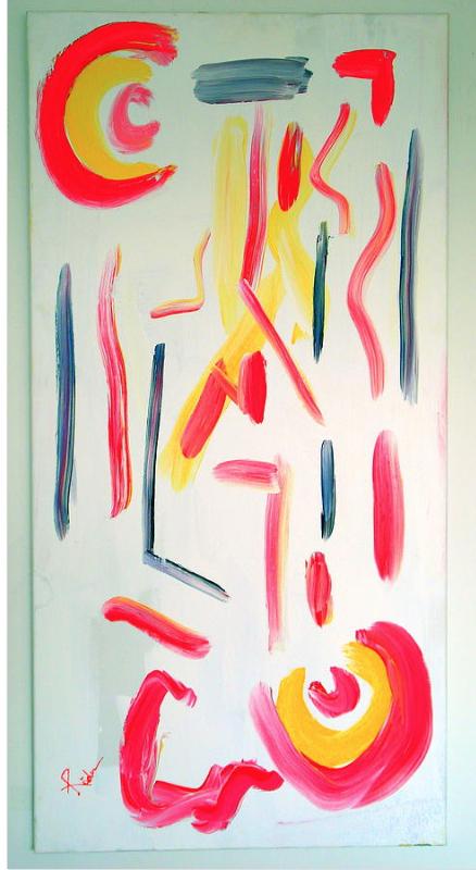 Artist Evolves Art
