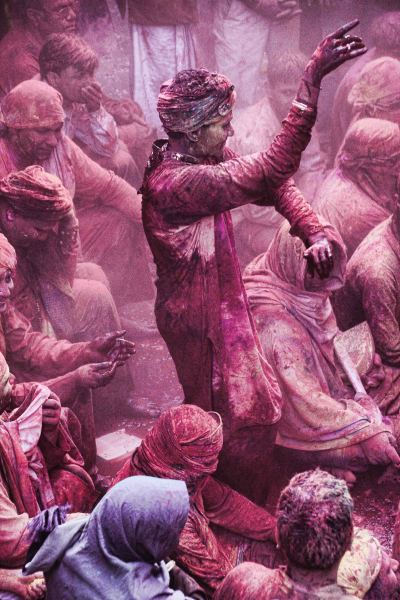 The Spirit Guides Of Holi